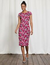 Boden Bella Jersey Dress Size 8R rrp £98 LS170 GG 18