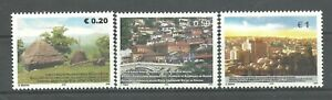 KOSOVO  2005  Cities and Villages SET MNH
