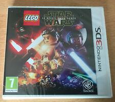 JEU NINTENDO DS 3 DS 2DS 3DS STAR WARS LE REVEIL DE LA FORCE  neuf & scélle VF