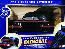 New CORGI 1940's BATMOBILE - 1:43 Diecast Car Vehicle - BATMAN COLLECTIBLE 77309
