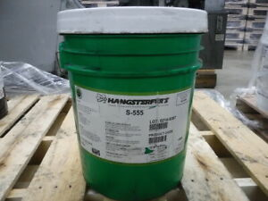 Hangsterfer's S-555 Coolant Concentrate 5 Gallon (STK)