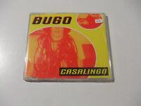 Bugo – Casalingo - CD SINGLE Audio Stampa ITALIA 2002 Sigillato