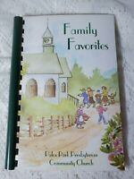 Palos Park IL Presbyterian Community Church Cookbook Spiral Community 2000