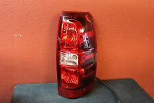 2007-2008-2009-2010-2011-2012-2013 CHEVROLET AVALANCHE RIGHT TAIL LIGHT
