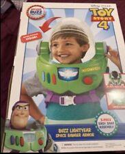 Mattel GDP86 Toy Story 4 Buzz Lightyear Space Ranger Armor- Brand New Never Ipen