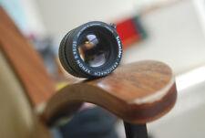 Schneider-Kreuznach Xenon 0.95/25mm C-Mount Lens for Bolex H16 cameras