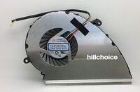 New Original MSI GE72VR GP72VR GPU Cooling Fan 4-PIN PAAD06015SL N372