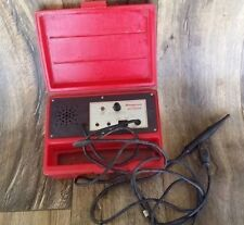 Snap-on ACT200A Electronic Halogen Leak Detector CASE MADE IN USA RARE 200A TOOL