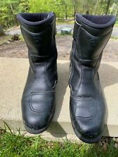 SIDI Air Riding boots.  Size EUR 45, US 11