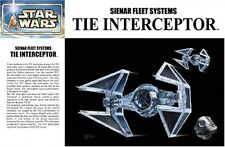 Tie Interceptor Fine Molds Star Wars 1/72 Plastic modelFineMolds Japan F/S J1262