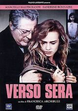 Dvd VERSO SERA - (1991)  ** Marcello Mastroianni **01 DISTRIBUTION ......NUOVO