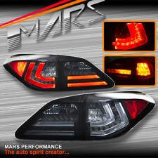 Smoked LED Tail light & Sequential Indicators for Lexus RX270 RX350 RH450H 09-15