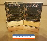 Too Faced Cocoa Powder Foundation ❤CHOOSE YOUR SHADE❤ FULL SIZE BOXED ❤AUTHENTIC