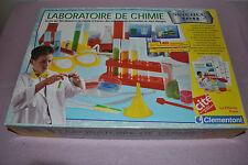 Jeu laboratoire de chimie science & jeu