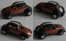 "MATCHBOX – vw beetle Dragster Noir/kupfermet. ""Hot Chocolate"""