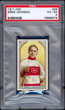 "1911-12 C55 Imperial Tobacco #28 Ernie ""Moose"" Johnson PSA 4+ Centered"