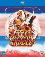 Blazing Saddles (Blu-ray, 2013)  NEW AND SEALED REGION B