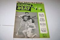 SEPT 7 1951 DOWN BEAT jazz music magazine RAY PEARL