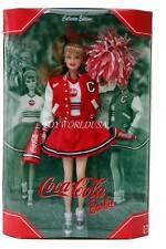Barbie Coca~Cola Cheerleader Doll