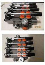 Hydraulik Handsteuerventil l 4-fach 50 Lt / für Doppelwirkende zylinder