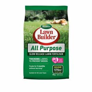 Scotts Lawn Builder 8kg All Purpose Fertiliser