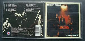Secret Affair – Glory Boys (1979/2001) Captain Oi/Mod