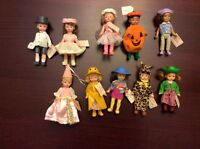 2003 McDonald's Happy Meal Madame Alexander  mint complete set Bride, Groom