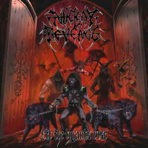NUCLEAR REVENGE - Let The Tyrants Rise - CD - 165808