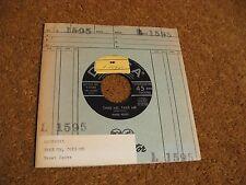 Hazel Scott/ Take Me, Take Me b/w Carnaval/ Decca/ 1957/ Canada/ Radio Copy