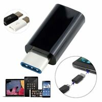 1-10PCS USB 3.1 Type C Male to Micro USB Female Adapter Converter Connector USB