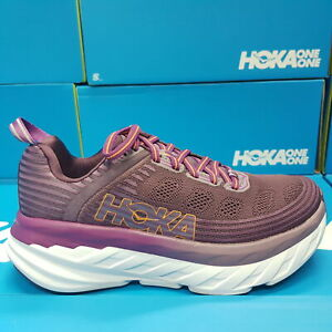 NEW Hoka One Bondi 6 1019270/ADGJ Dusk/Grape Women's Running Shoes