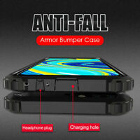 For Xiaomi Mi 10T Note 10 Lite 10 Pro Shockproof Hard Armor Hybrid Case Cover
