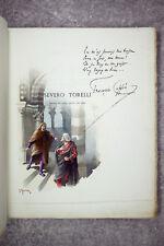 FRANÇOIS COPPÉE. SEVERO TORELLI. 1884. DEUX AQUARELLES ORIGINALES DE G. MEUNIER