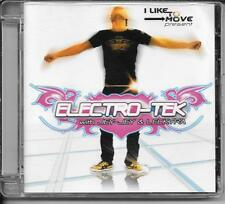 CD + DVD COMPIL 15 TITRES--ELECTRO-TEK WITH JEY JEY & LECKTRA--2007