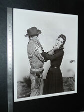 RARE PHOTO CINEMA MGM 1959 LE TRESOR DU PENDU STURGES RICHARD WIDMARK P. OWENS