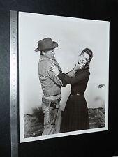 RARE PHOTO CINEMA MGM 1959 LE TRESOR DU PENDU STURGES RICHARD WIDMARK P. OWENS