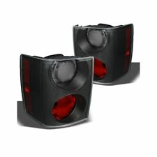 Spyder Auto Land Rover Range Rover 06-09 Euro Style Tail Lights - Clear 5075871