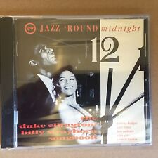 Jazz 'Round Midnight - The Duke Ellington/Billy Strayhorn Songbook - Verve - CD