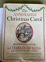 1976  The Annotatated Christmas Carol by Charles Dickens