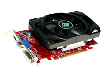 NEW ATI Radeon PowerColor HD6670 1GB DDR3 PCIe2.1 HDMI, DVI, VGA AX6670 1GBK3-H