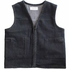 Fun and Function's Stretch Denim Weighted Vest for Kids - Weights Included