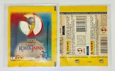 rare packet bustina tute world cup 2002 brazilian version sealed