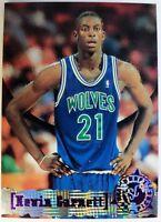 1995 95-96 Stadium Club Kevin Garnett Rookie RC #343, Timberwolves HOF