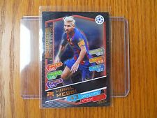 2016-17 Topps  Soccer Match Attax Lionel Messi Bronze Limited UEFA Champions L.