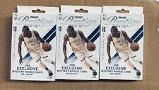 3-2014-15 Panini PRESTIGE NBA Hanger Boxes**Mystery Rookie Card ** New Sealed