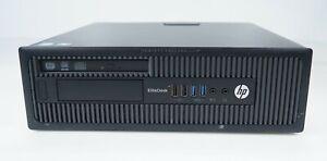 HP EliteDesk 800 G1 SFF Intel i7-4770 3.4GHz 4GB 500GB HDD WIN7COA No OS
