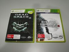 Dead Space & Dead Space 2 Two Great Xbox 360 Games VGWO