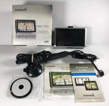 Garmin nuvi 1300T Ultra-Thin GPS Navigator ~ Widescreen Display w/ Spoken Street