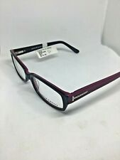 Hard Candy Women's Eyeglass Frames HC19 Black/Fuchia Pink NWT retail 68.00