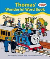 Very Good, Thomas' Wonderful Word Book, Egmont Childrens Books, Hardcover